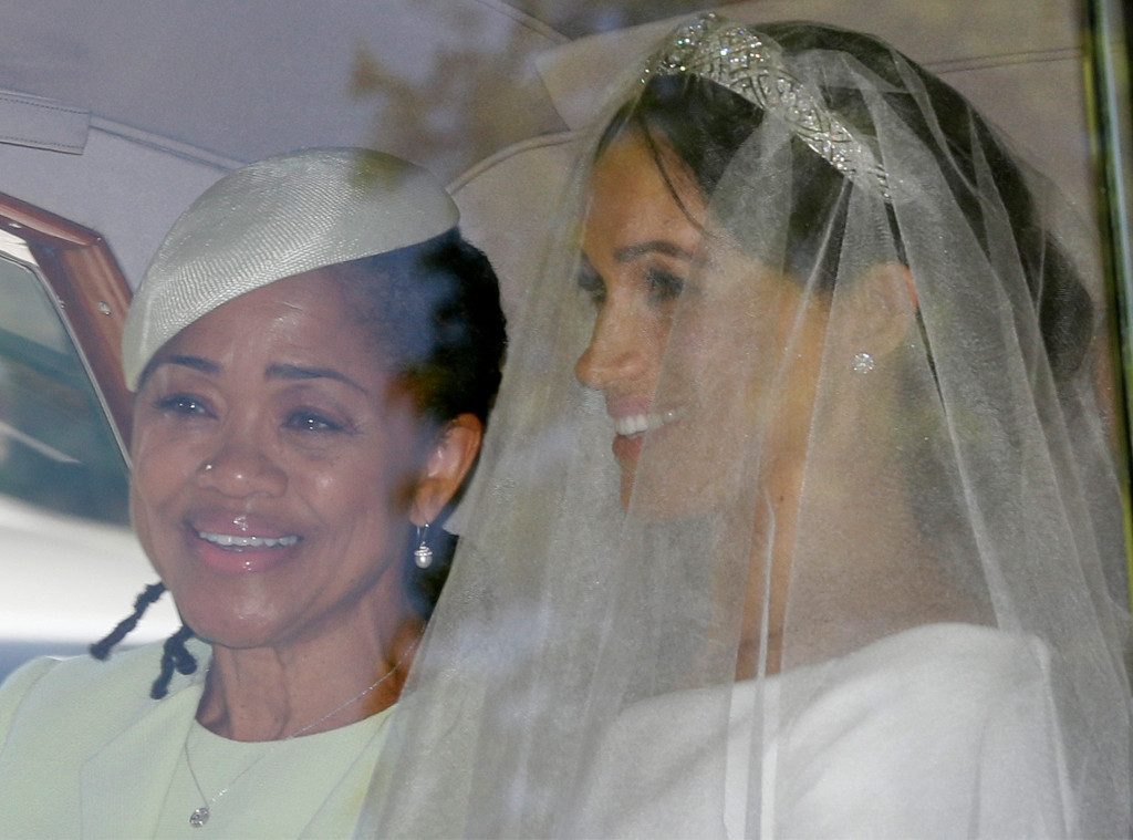 Meghan Markle, Doria Ragland, Royal Wedding